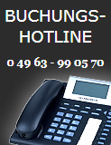 Buchungs-Hotline