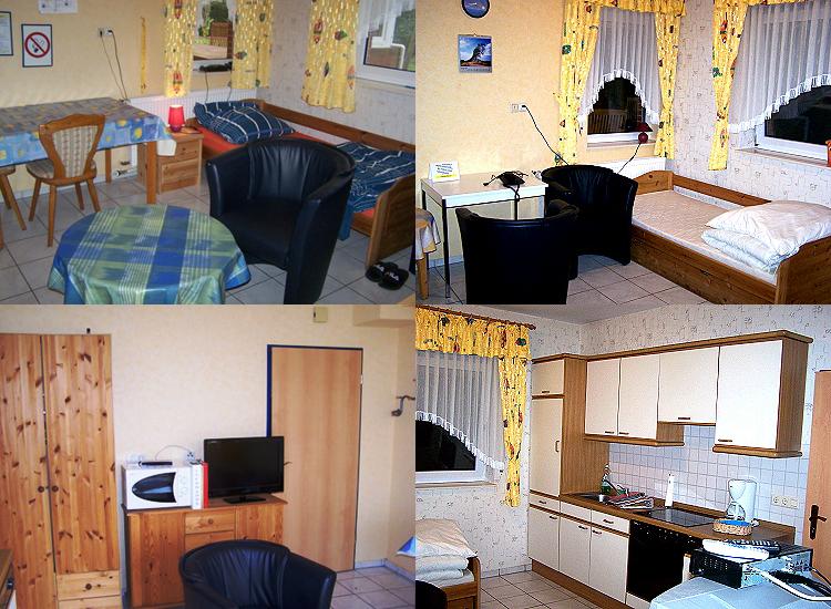 ferienwohnung mauer am heeder see. Black Bedroom Furniture Sets. Home Design Ideas